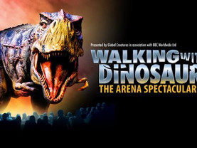 Roaring return for Walking With Dinosaurs