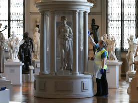 Walker and World Museum to reopen to visitors