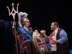 Review: My Country; a work in progress at Liverpool Playhouse ***