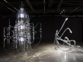 Art and science collide in Broken Symmetries at FACT