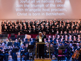Review: Spirit of Christmas at the Philharmonic Hall ****