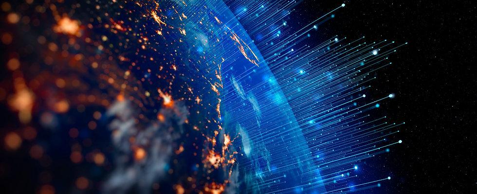 Communication technology for internet bu