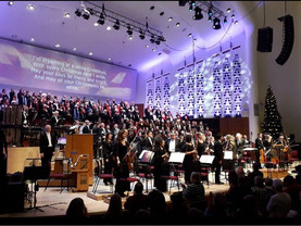 Review: Spirit of Christmas at Philharmonic Hall ****