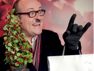 Christmas At Yours with Terry Titter and festive cabaret