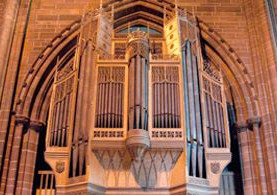 Liverpool Cathedral hosts a 10-hour Organathon