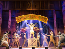 Review: Madagascar the Musical at Liverpool Empire ***1/2