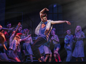 Review: Fame the Musical at Liverpool Empire ****