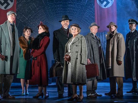 Maxwell Caulfield talks The Lady Vanishes coming to the Floral Pavilion