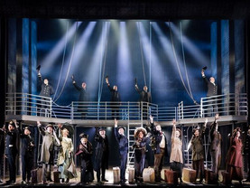 Titanic The Musical steams in to Liverpool