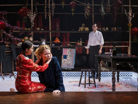 New live stream from Storyhouse for Strindberg's Miss Julie