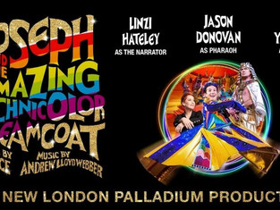 Smash Hit Technicolor Dreamcoat heading for Liverpool