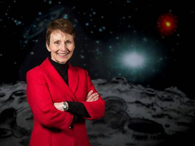 Astronaut Helen Sharman to visit Earth in Liverpool