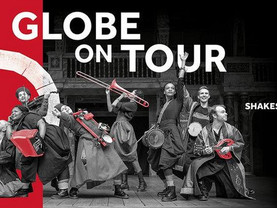 Calderstones Garden Theatre welcomes Shakespeare's Globe