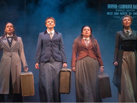 Review: Blue Stockings at Storyhouse ****