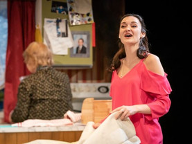 Blundellsands actor Gemma on her 'gift' of a role at the Everyman