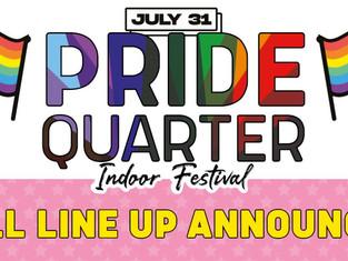 Liverpool Pride Indoor Quarter Festival coming to city venues
