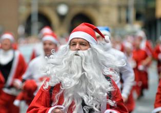 Virtual Santa Dash brings Liverpool seasonal cheer this Christmas