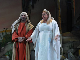 The Scouse Nativity brings the Christmas story to the Royal Court