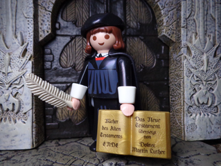 Anti-Semitic Storm over Playmobil Luther