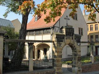 Where Luther Walked, #1: Eisleben