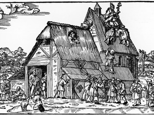 Cartoon of the Reformation House