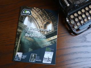 LTBS Magazine – Reformation Edition