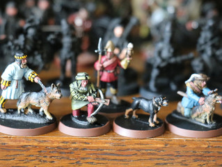 Reformation Figures – Painting Update #2