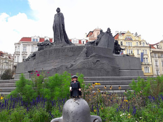 'Little Luther' Meets Jan Hus