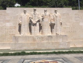 The Reformation Wall, Geneva