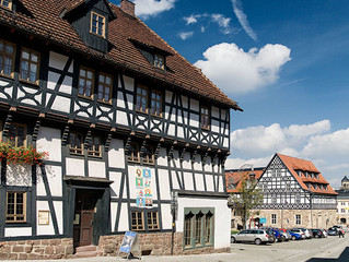 Where Luther Walked, #11 – Eisenach