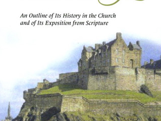 Reformation Book Review – Justification by Buchanan