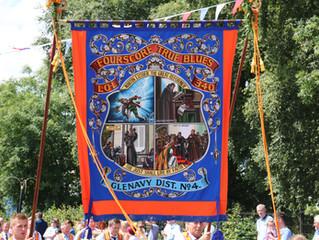 The Best Orange Order Banner