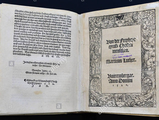 What Price a Luther 'First Edition'?