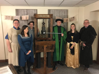 Last Open Night for Reformation Rooms