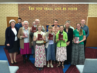 Our Reformation Booklet Reaches South Australia