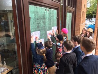 Rubbings on the Luther Doors