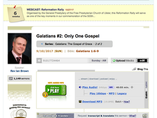 Study Notes #2 for 'My Katie' (Galatians)