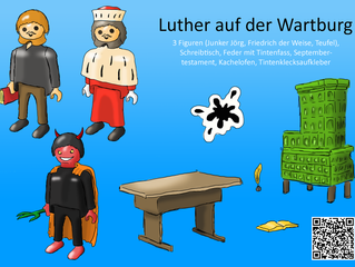 Petition for another Luther Playmobil!