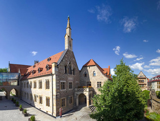 Where Luther Walked, #3: Erfurt