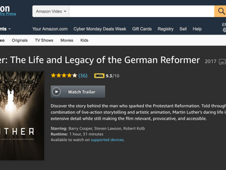 Luther Movie Available For Purchase
