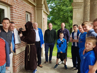 Reformation Fathers and Sons Trip