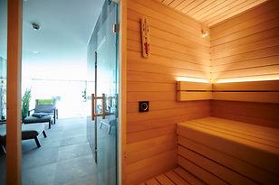 Grote sauna privé wellness Torhout West vlaanderen brugge sauna zwembad hammam