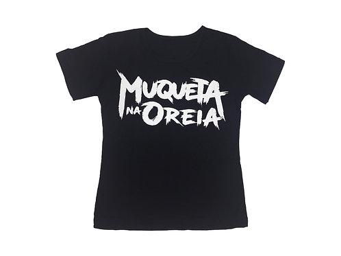 Baby Look Muqueta na Oreia (Logo1)