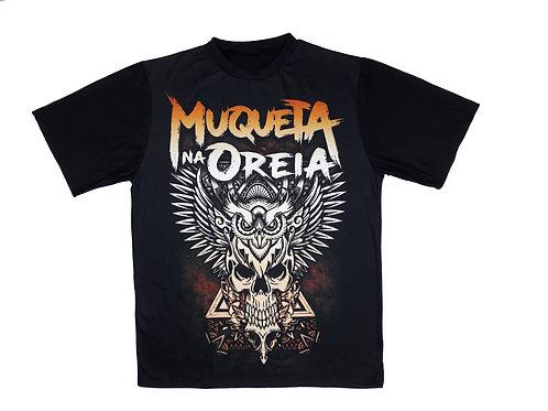 Camiseta Muqueta na Oreia (Coruja)