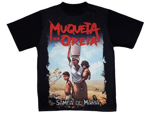 Camiseta Samba de Maria (modelo1)