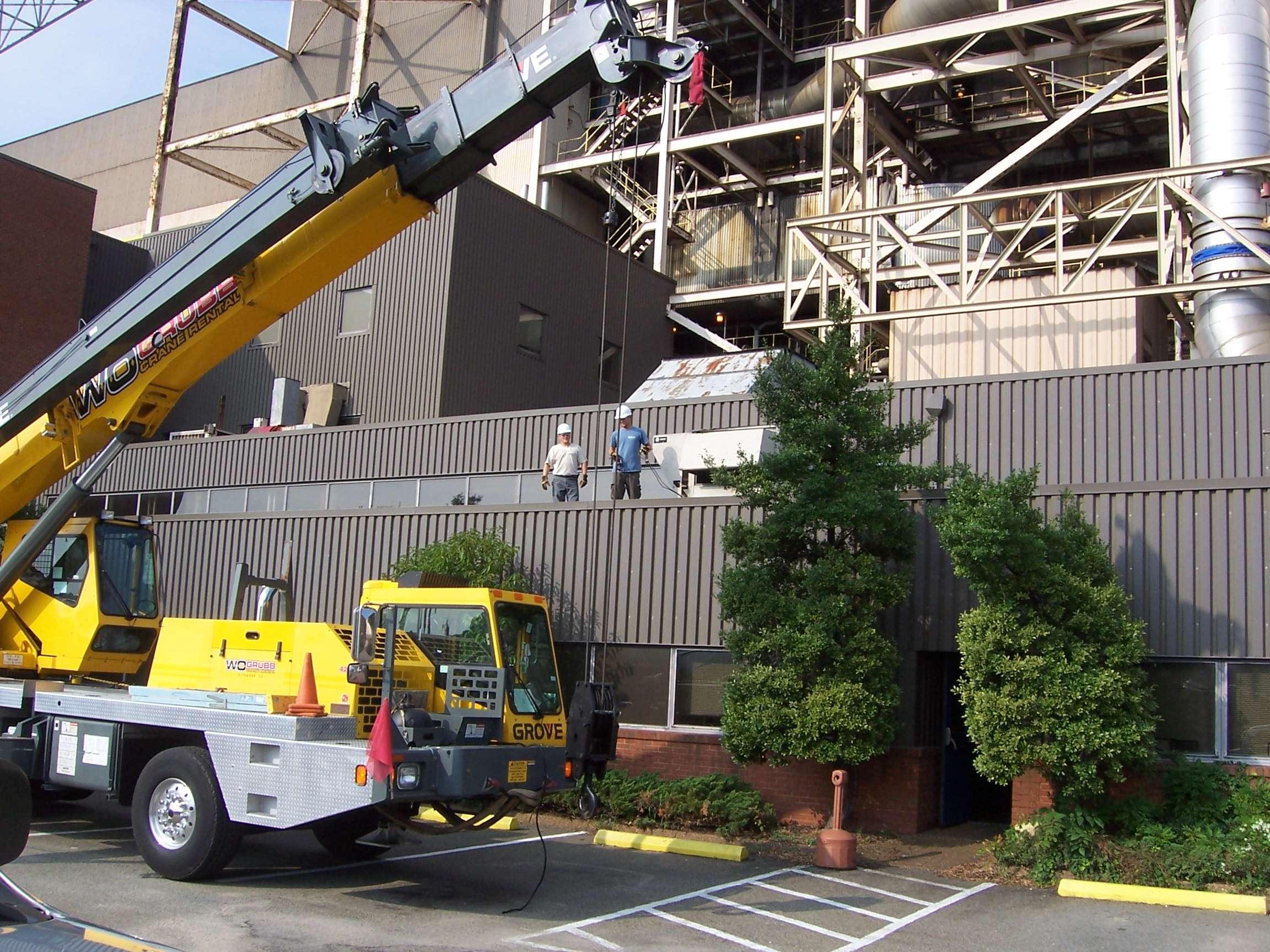 Commercial Maintenance