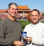 Roger Bassett and Michael Strange