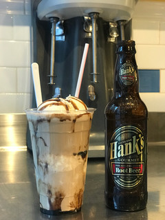 Hank's Gourmet Beverages Teams Up with Bassetts Ice Cream
