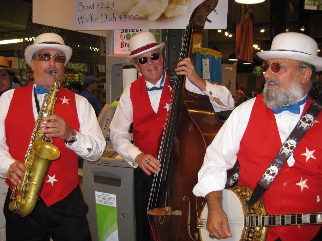 A Little Dixieland Vibe