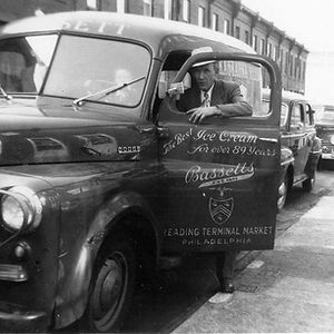 Bassetts Deliver vehicle circa 1940